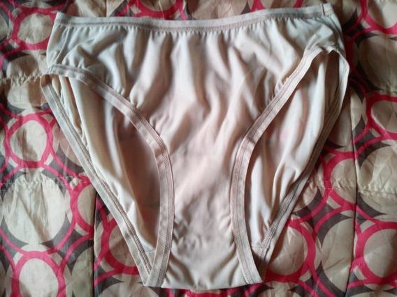 Ilusion Pantaleta,bikini Tela Super Transparente Ch Nude