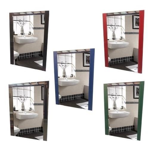 Espejo Baño Vidrio Diseño Comedor Living Peinador Boutique