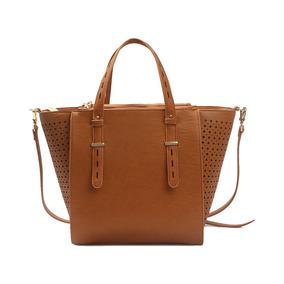 Bolsa Macadâmia Modelo Tote Bag Reforçada Feminina Moderna