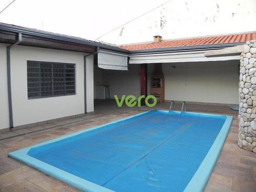Casa Com 3 Dormitórios À Venda, 180 M² Por R$ 980.000,00 - Jardim Ipiranga - Americana/sp - Ca0228