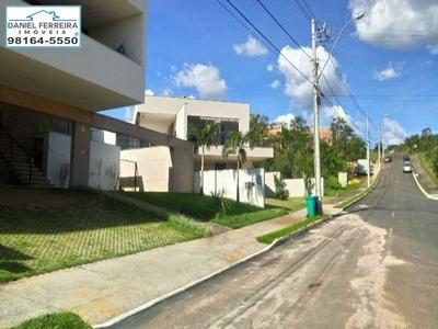 Lote No Condomínio Reserva Santa Monica - Lote Com Vista - Te00128 - 31954025