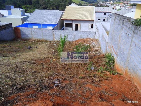 Excelente Terreno No Residencial Dos Lagos - Te0017