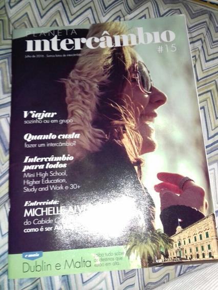 Revista Planeta Intercâmbio Numero 15