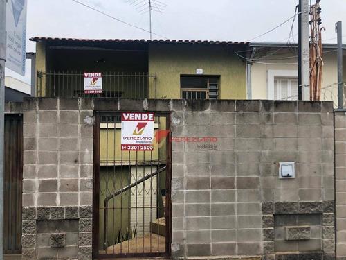 Imagem 1 de 1 de Casa À Venda, 139 M² Por R$ 320.000,00 - Centro - Piracicaba/sp - Ca0788