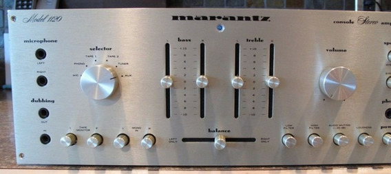 Amplificador Marantz M1120 N Gradiente Cce Pioneer Sansui Polyvox Sony Preço Na Descr.