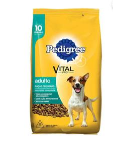 Ração Pedigree Para Cães Adultos De Raças Pequenas
