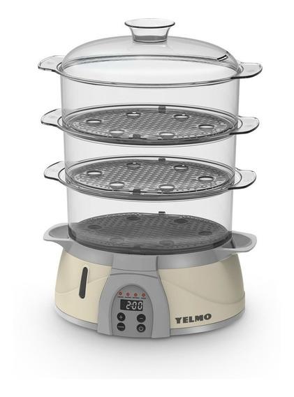 Vaporera Con Control Digital Yelmo Vp-5601