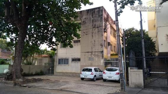 Apartamento Com 2 Dormitórios Para Alugar, 83 M² Por R$ 1.200,00/mês - Casa Forte - Recife/pe - Ap1561