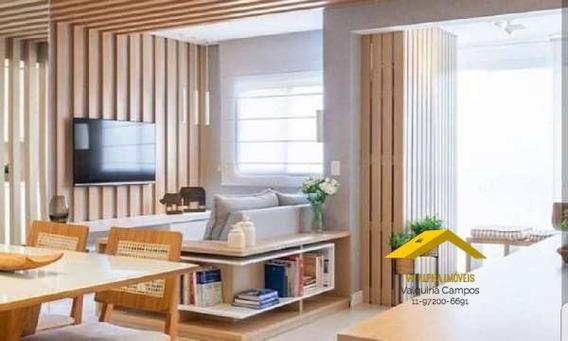 Apartamento A Venda No Bairro Alphaville Empresarial Em - Wplfpk01-1