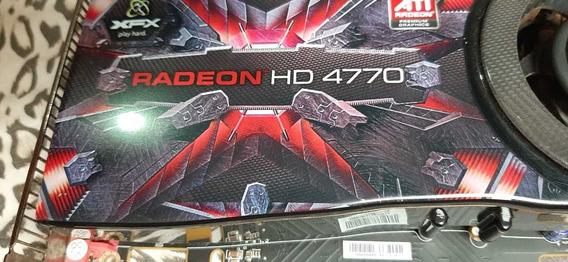 Placa De Vídeo Ati Radeon Hd 4770 Gddr5 512mb
