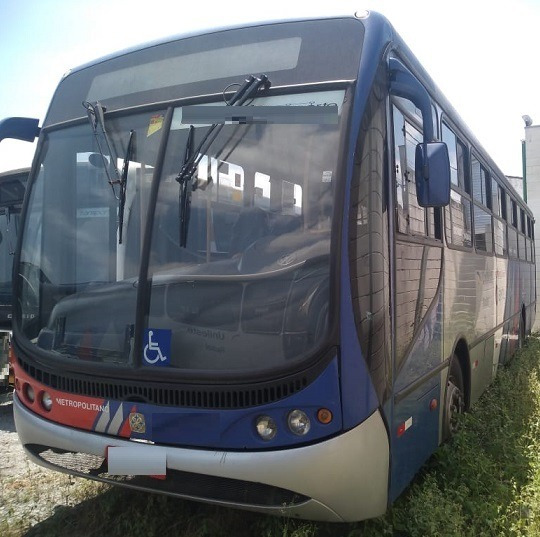 Onibus Urbano Busscar Volks 17-230 Ano 2008