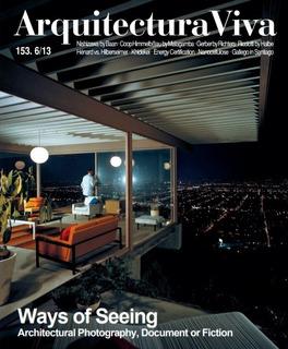 Revista Arquitectura Viva 153 Modos De Ver