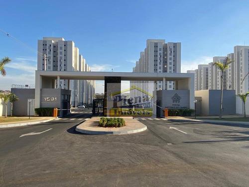 Imagem 1 de 3 de Apartamento Com 2 Dormitórios À Venda, 57 M² - Jardim Das Colinas - Hortolândia/sp - Ap1150