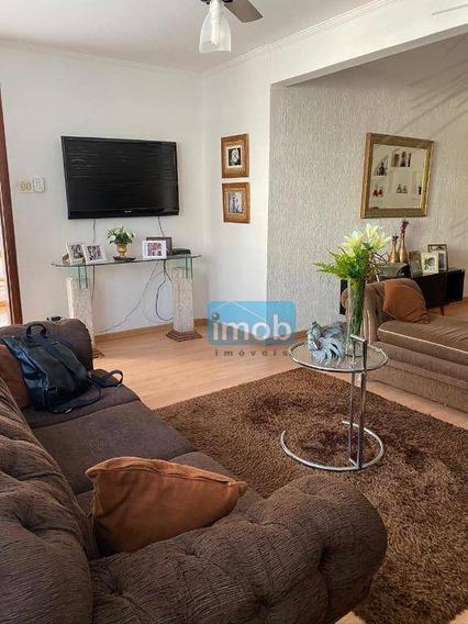 Sobrado Com 3 Dormitórios À Venda, 208 M² Por R$ 850.000,00 - Campo Grande - Santos/sp - So0525