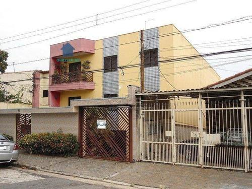 Imagem 1 de 30 de Apartamento Com 3 Dormitórios À Venda, 100 M² Por R$ 435.000,00 - Vila Alto De Santo André - Santo André/sp - Ap12403