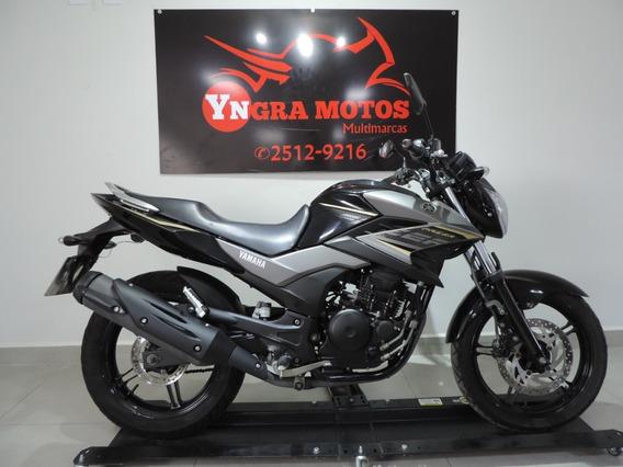 Yamaha Ys 250 Fazer 2017 Blueflex