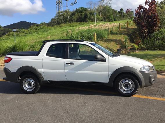 Fiat Strada Working Cp Flex 2014