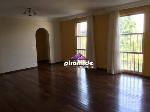 Apartamento Com 4 Dormitórios À Venda, 118 M² Por R$ 510.000,00 - Jardim São Dimas - São José Dos Campos/sp - Ap12831