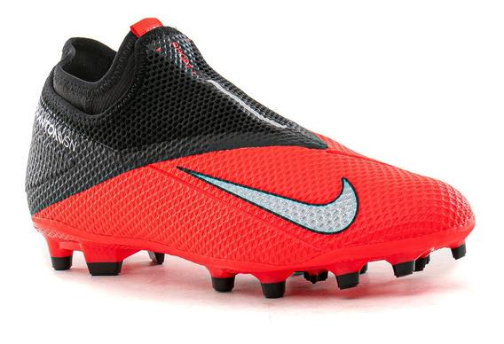 Botines Phantom Vsn 2 Academy Df Fg/mg Nike