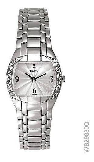 Relógio Bulova Wb29830q Original