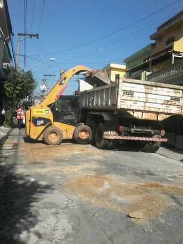 Caminhão Basculante , Bobcat , Mini Escavadeira Retira Mater