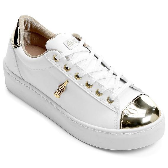 Tênis Coca Cola Shoes Belle Winter Feminino