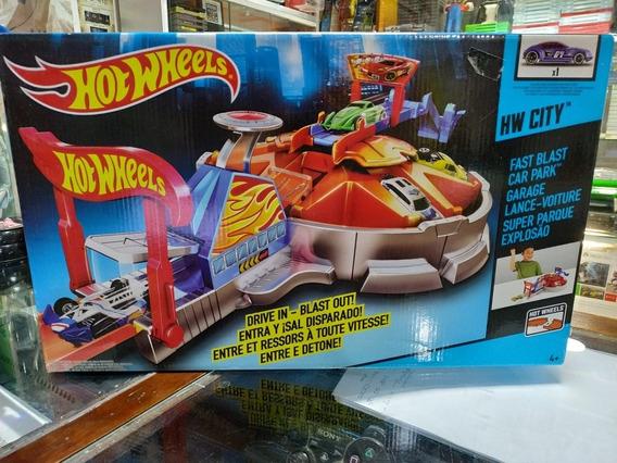 Pista Hotwheel Nueva
