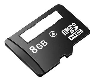 Cartão Micro Sd De Memória 8gb Kingston Celular Camera