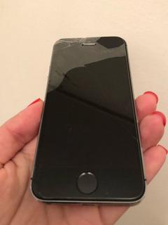 iPhone 5s 16gb Cinza Espacial Original