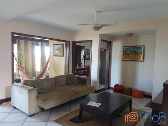 Excelente Duplex No Bairro São Marcos Com 04 Suítes, E Bela Vista Mar. - Ca049