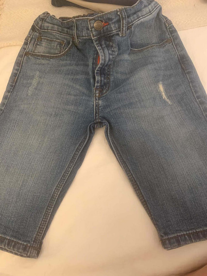 Bermuda Jeans Wrangler Talle 12