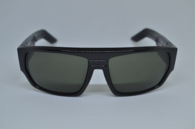 Lentes De Sol Spy Blok Uv400 Shiny Black