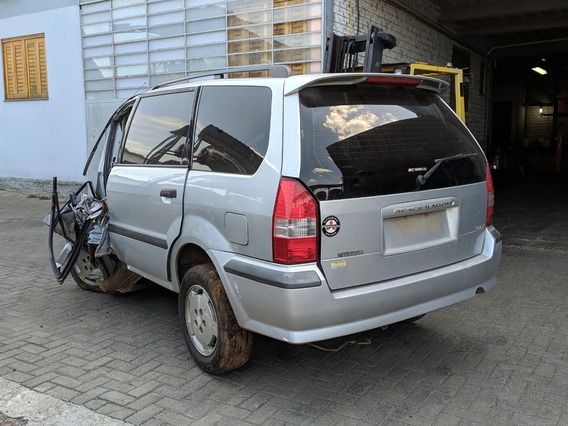 Mitsubishi Space Wagon 2.4 2001 - Sucata Em Peças