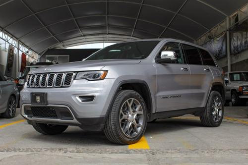 Imagen 1 de 14 de Jeep Grand Cherokee Limited Lujo 2019 Credito O Cambio