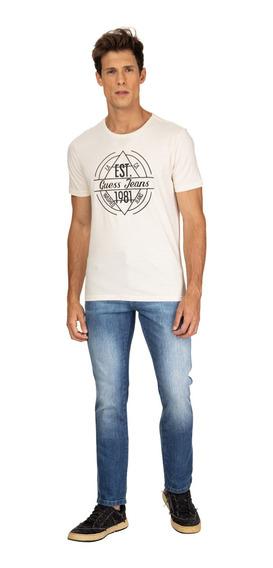 Camiseta Est. Jeans Guess 40111