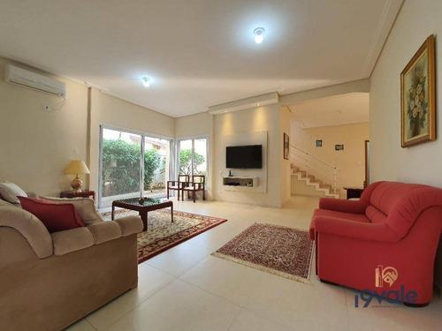 Casa Com 4 Dormitórios À Venda, 320 M² Por R$ 1.450.000,00 - Nossa Senhora Do Perpétuo Socorro - Pindamonhangaba/sp - Ca1858