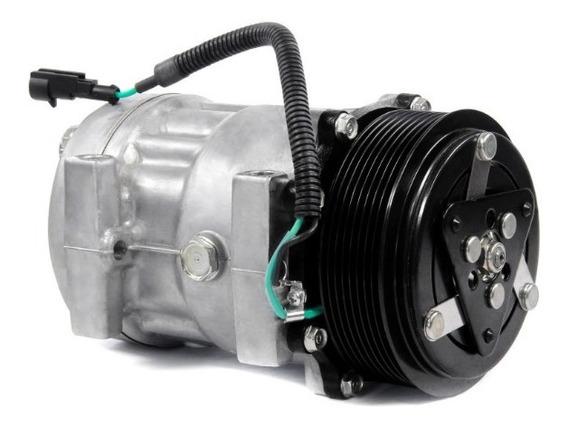 Compressor De Ar Condicionado - 8500795 - New Holland