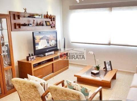 Apartamento Com 3 Dormitórios À Venda, 118 M² Por R$ 440.000,00 - Jardim Paraíso - Campinas/sp - Ap1901