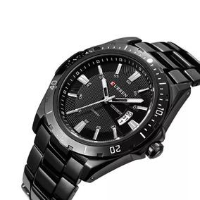 Relógio Curren Original Preto