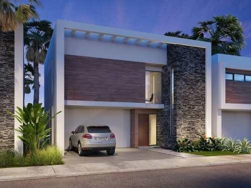Casa prana En Los Cabos: Nueva, Moderna, 2 Pisos - 195 M2 Constr. Prana B6/a1