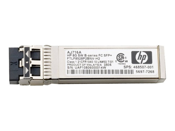 Memoria 8gb Sfp Hp S-wave B-series