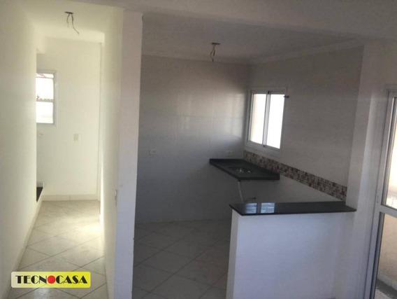 Sobrado Com 02 Dormitórios Para Venda Com 74 M² No Bairro Campo Da Aviação Em Praia Grande/sp. - So2073