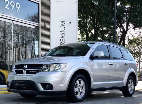 Gd Motors Dodge Journey Sxt 7 Asientos, Techo Dvd 44500 Km