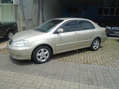 Corolla Seg - Automático - 2003 - Super Novo