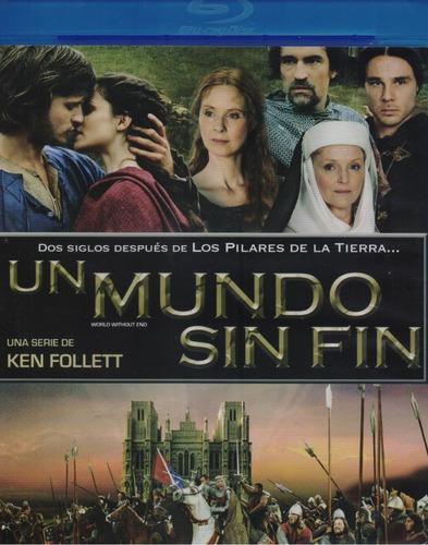 Un Mundo Sin Fin World Serie Completa Blu-ray