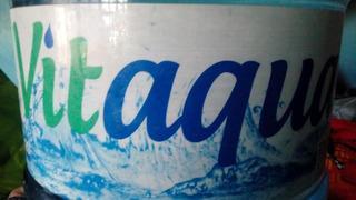 Agua De Mesa Envasada X 20lts. Vitaqua Caleta