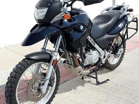 Bmw F 650 Gs Negra