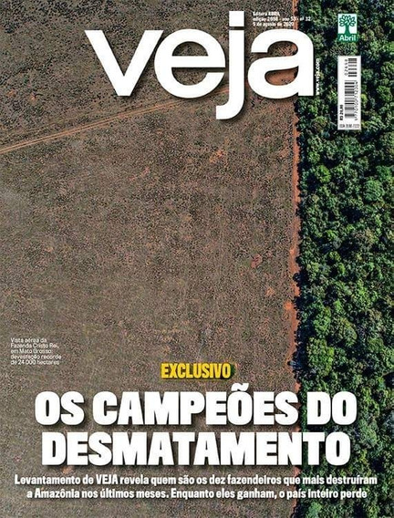 Revista Veja Nº 2698 - 05/08/2020