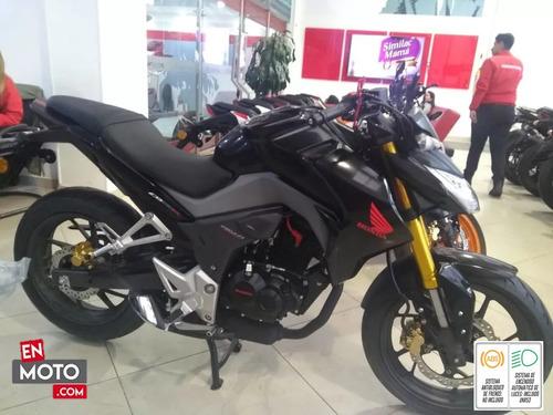 Cb 190r 2021 Honda  Con Inicial Desde $100.000