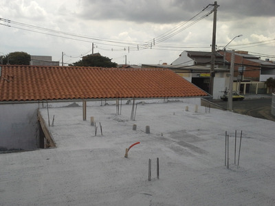 Casa Construção Em Andamento Jardim Dos Ipes, Sumare